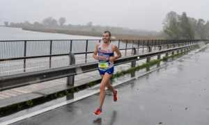 1 uomo maratona Andrea Soffientini gara