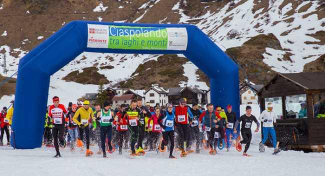 Partenza Meitza Lauf 2017 Foto Luigi Framarini