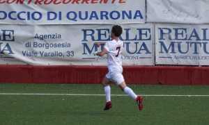 borgosesia calcio giocatore