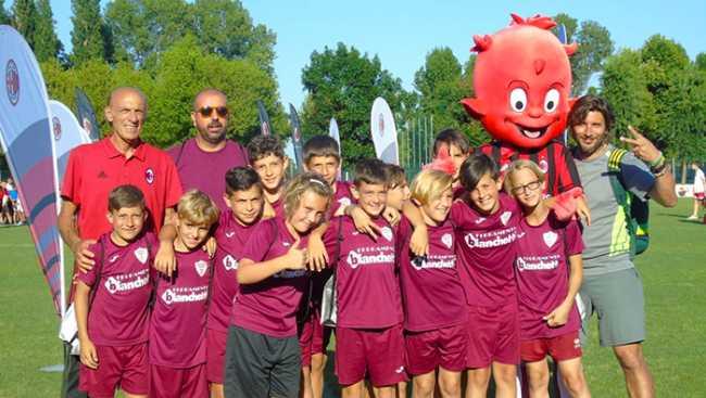 juve domo milan cup 17 giovanili